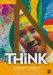 Think 3 Student's Book (2015)