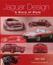 Jaguar Design - Nick Hull (2015)