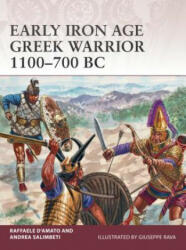 Early Iron Age Greek Warrior 1100-700 BC (2016)
