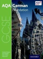 AQA GCSE German for 2016: Foundation Student Book (2016)