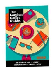 London Coffee Guide (2016)