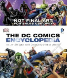 DC Comics Encyclopedia All-New Edition (2016)