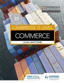 Cambridge O Level Commerce (2016)