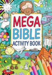 Mega Bible Activity Book (2016)