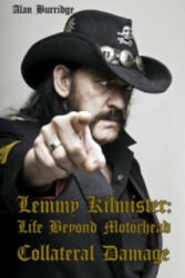 Lemmy Kilmister - Alan Burridge (2016)