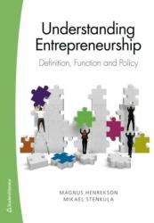 Understanding Entrepreneurship - Definition, Function & Policy (2016)