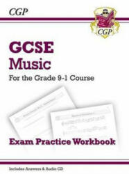 New GCSE Music Exam Practice Workbook - For the Grade 9-1 Course (2016)