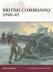 British Commando 1940-45 (ISBN: 9781472814821)