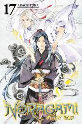 Noragami Stray God 17 - Adachitoka (ISBN: 9781632363015)