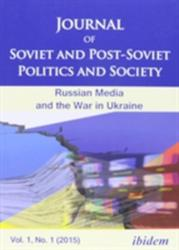 Journal of Soviet and Post-Soviet Politics and Society (ISBN: 9783838207261)