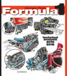 Formula 1: Technical Analysis (ISBN: 9788879116565)