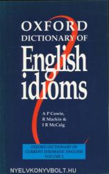 Oxford Dictionary of English Idioms: Paperback (1999)