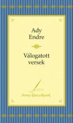 Ady Endre - Válogatott versek (2016)