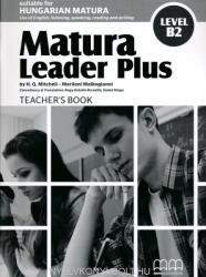 Matura Leader Plus Level B2 Teacher's Book (ISBN: 9786180506983)