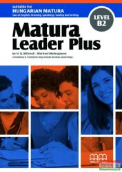 Matura Leader Plus Level B2 Student's Book with Audio CD (ISBN: 9786180508055)