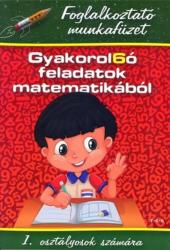 Gyakorol6ó feladatok matematikából (ISBN: 9786155625169)