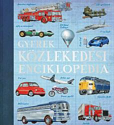 Gyerek közlekedési enciklopédia (2016)