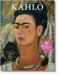 Kahlo Poster Set (ISBN: 9783836540520)