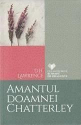 Amantul doamnei Chatterley (ISBN: 9786063308192)