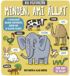 Minden, ami állat (ISBN: 9789634457893)