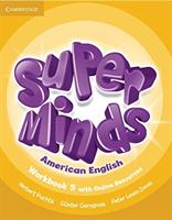 Super Minds American English Level 5 Workbook with Online Resources (ISBN: 9781107482760)