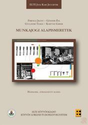 Munkajogi alapismeretek (ISBN: 9789633122631)