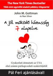 A jól működő házasság 7 alapelve (ISBN: 9786155281419)
