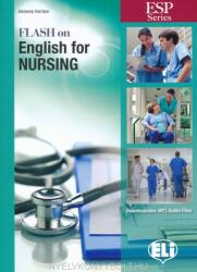 FLASH ON ENGLISH FOR NURSING - Adrienne Harrison (ISBN: 9788853621771)