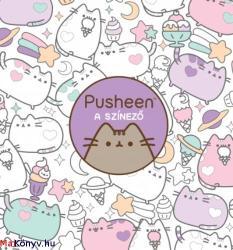 Pusheen /A színező (ISBN: 9789634192145)