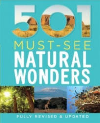501 Must-See Natural Wonders - D Brown, J Brown, A. Findlay (ISBN: 9780753729847)