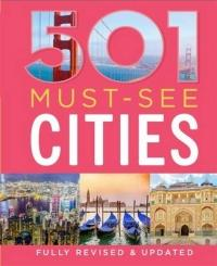 501 Must-Visit Cities (ISBN: 9780753729830)