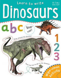 Learn to Write Dinosaurs - collegium (ISBN: 9781782097051)