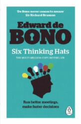 Six Thinking Hats (ISBN: 9780241257531)