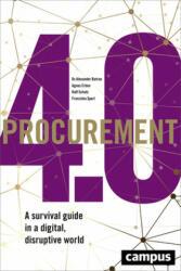 Procurement 4.0 - Alexander Batran, Agnes Erben, Ralf Schulz, Franziska Sperl (ISBN: 9783593506692)