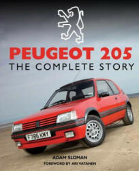 Peugeot 205 - The Complete Story (ISBN: 9781847978677)