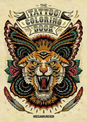 The Tattoo Coloring Book (ISBN: 9781780670119)
