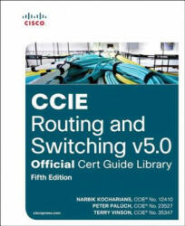 CCIE Routing and Switching V5.0 Official Cert Guide Library (ISBN: 9781587144929)