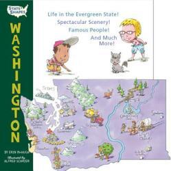 State Shapes: Washington (ISBN: 9781579127756)