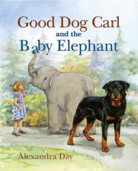 Good Dog Carl and the Baby Elephant (ISBN: 9781514900222)