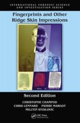 Fingerprints and Other Ridge Skin Impressions (ISBN: 9781498728935)