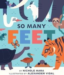 So Many Feet (ISBN: 9781419723186)