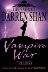 Vampire War Trilogy: Books 7 - 9 (2005)