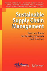 Sustainable Supply Chain Management (2011)
