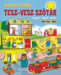 Tesz-Vesz szótár (ISBN: 9789631197617)