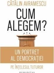 Cum alegem? (ISBN: 9789735054267)