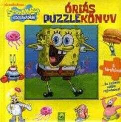 SpongyaBob Kockanadrág - Óriás puzzlekönyv (ISBN  4007148030957) fe21e910ed