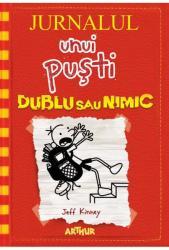 Jurnalul unui pusti 11. Dublu sau nimic (ISBN: 9786067881080)