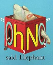 "Oh, No"", Said Elephant (ISBN: 9789888341078)"