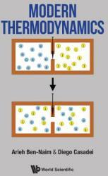 Modern Thermodynamics (ISBN: 9789813200760)