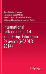 International Colloquium of Art and Design Education Research (ISBN: 9789812873316)